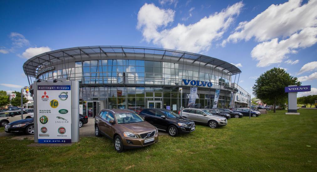 Volvo Autohaus Engelhard Team M 252 Llheim Kollinger Gruppe